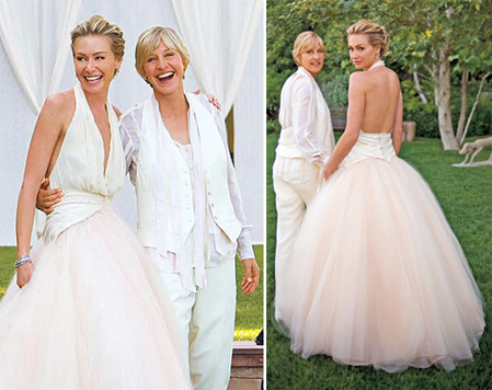 Post A Pic Of Your Favorite Celebrity Wedding Dress